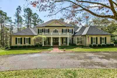 tallahassee Single Family Home For Sale: 1385 White Star Lane