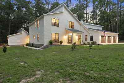 Tallahassee Single Family Home For Sale: 1935 Willow Run Drive