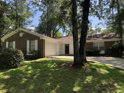 tallahassee Single Family Home For Sale: 4509 Zonker Court