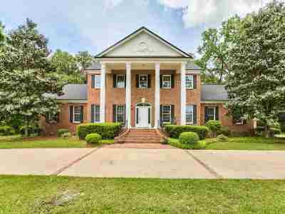 Tallahassee Single Family Home For Sale: 1084 Summerbrooke Dr