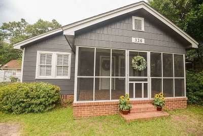 Tallahassee Multi Family Home New: 320 W 8th Avenue