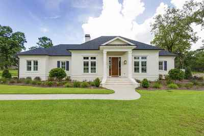 Tallahassee Single Family Home For Sale: 7110 Switch Grass Way