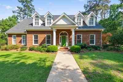 Tallahassee Single Family Home For Sale: 1103 Live Oak Plantation