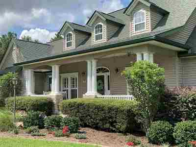 Tallahassee Single Family Home For Sale: 1275 Turkey Roost Knl