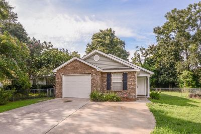 tallahassee Single Family Home For Sale: 510 Tram Road