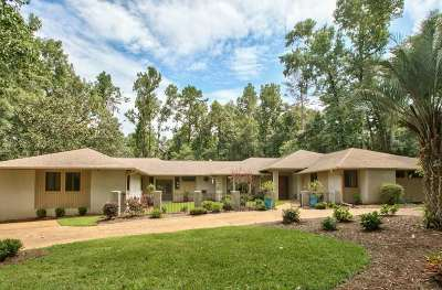 Tallahassee Single Family Home For Sale: 971 Paw Paw Ct.