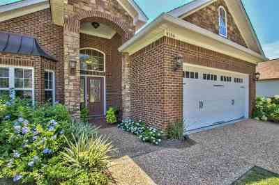 Tallahassee Single Family Home Contingent: 9194 Eagles Ridge Drive