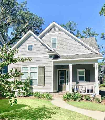 Tallahassee Single Family Home For Sale: 1281 Myrtle View Drive