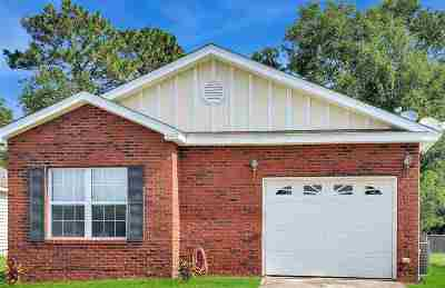 tallahassee Single Family Home For Sale: 4411 Anastasia Ct.