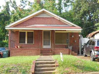 tallahassee Single Family Home For Sale: 836 Gamble Street