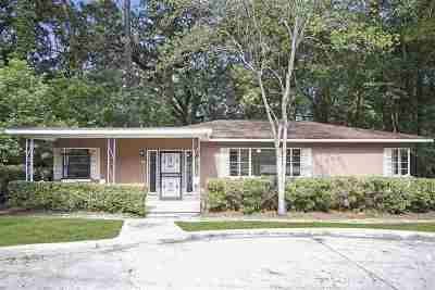 tallahassee Single Family Home For Sale: 236 S Lipona Road