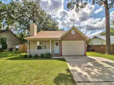 tallahassee Single Family Home For Sale: 1995 Rob Way