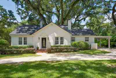 Tallahassee Single Family Home Contingent: 1450 Lee Avenue