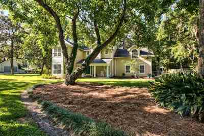 Tallahassee Single Family Home For Sale: 405 El Destinado Drive