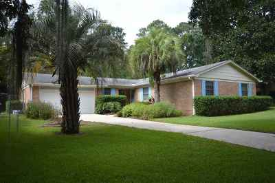 Tallahassee Single Family Home New: 1319 Woodgate Way