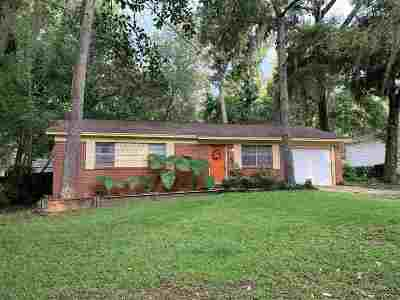 tallahassee Single Family Home New: 4011 Tara Dr