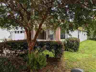 Tallahassee Single Family Home New: 3309 Addison Lane