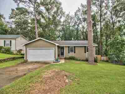 Tallahassee Single Family Home New: 2333 Eastgate Way