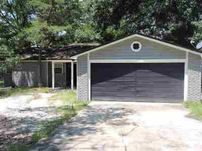 tallahassee Single Family Home New: 3200 Abbington Lane