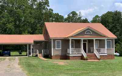 Tallahassee Single Family Home New: 4785 Chaires Cross Road