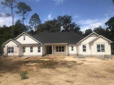 tallahassee Single Family Home For Sale: 9400 Montserrat Court