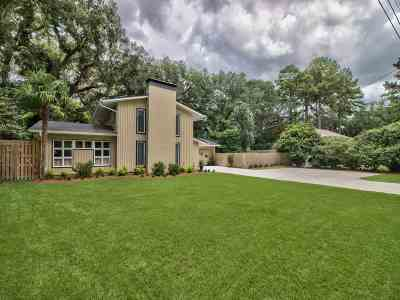 Tallahassee Single Family Home New: 2519 Harriman Circle