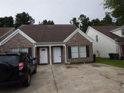 Tallahassee Condo/Townhouse New: 3109 Sawtooth