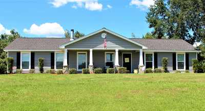 tallahassee Single Family Home For Sale: 4412 Woodbridge Road