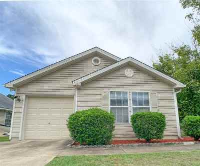 tallahassee Single Family Home For Sale: 963 Balkin Road