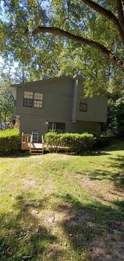 tallahassee Condo/Townhouse For Sale: 2271 Green Timbers Trail #C