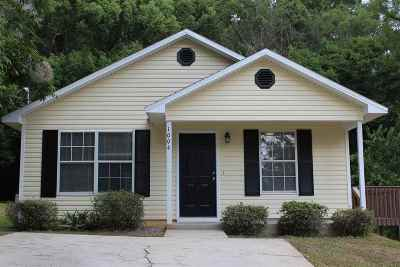 tallahassee Single Family Home New: 1004 Volusia Street