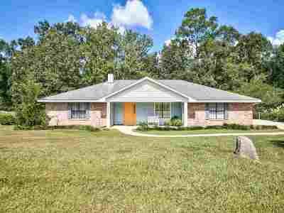 tallahassee Single Family Home New: 4435 Camden Road