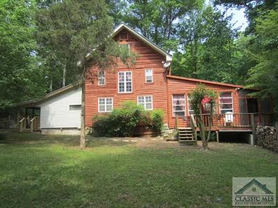 Madison County Single Family Home Active Active: 1082 Osley Mill Rd