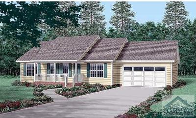 Madison County Single Family Home Active Active: Lot#3 Isabelle's Way