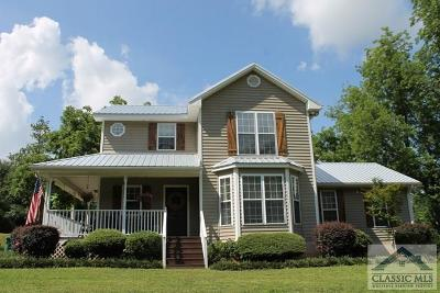 Jackson County Single Family Home Active Active: 682 Antioch Ch. Rd