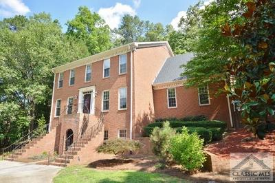 Athens GA Single Family Home Active Active: $485,000