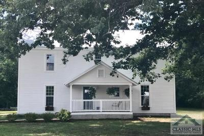 Madison County Single Family Home Active Active: 165 Third Street