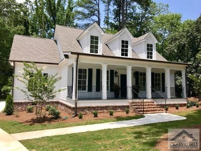 Athens Single Family Home Active Active: 330 Fortson Drive