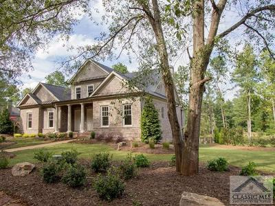 Oconee County Single Family Home Active Active: 1240 Serenbe Court