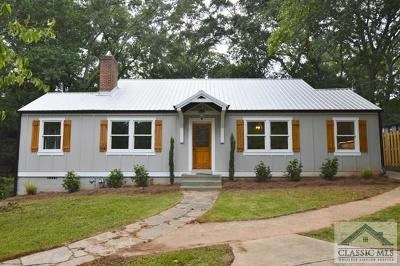 Athens Single Family Home Active Active: 670 Pinecrest Drive