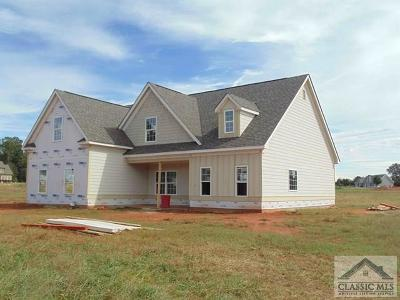 Bishop Single Family Home Active Active: 1248 Whitlow Xing Lot 2j