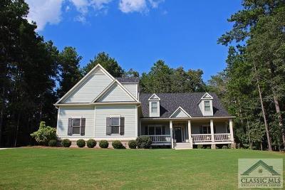 Jackson County Single Family Home Active Active: 386 Bear Creek Lane