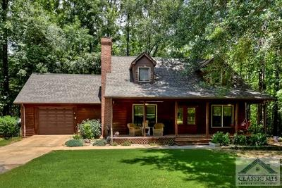 Oconee County Single Family Home Active Active: 1040 Reynolds Drive