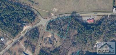 Oglethorpe County Residential Lots & Land Active Active: Athens Rd.