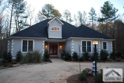 Oconee County Single Family Home Active Active: 1231 Watson Springs Rd.
