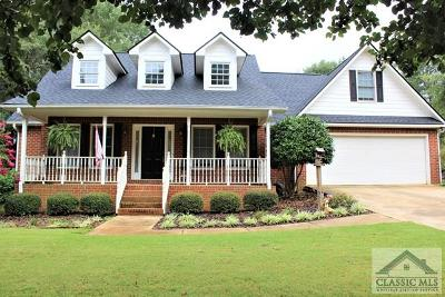 Oconee County Single Family Home Active Active: 1011 Richwood Trail