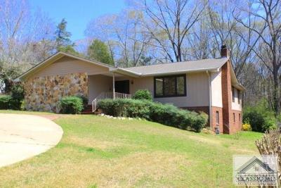Athens Single Family Home Active Active: 115 Witherspoon