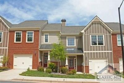Athens Multi Family Home Active Active: 150 The Preserve Drive #1B-1G