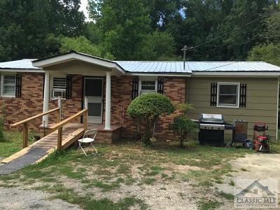 Barrow County Single Family Home Active Active: 319 East Wright Street