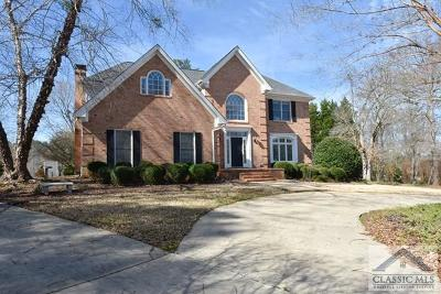 Oconee County Single Family Home Active Active: 1111 McNutt Crossing
